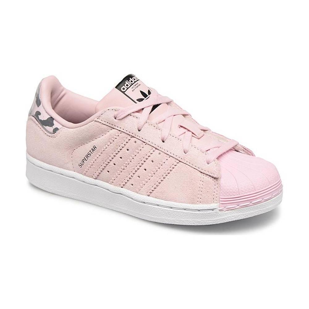 tenis adidas superstar rosados